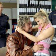 Doris Hindinger in Cop Stories