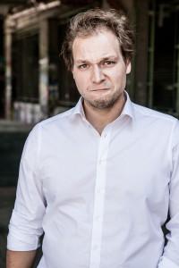 Manuel Sefciuc, Conactor Schauspielagentur, 1