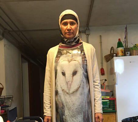 Angelika Niedetzky in Landkrimi Grenzland