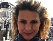 Doris Hindinger in Wischen ist Macht