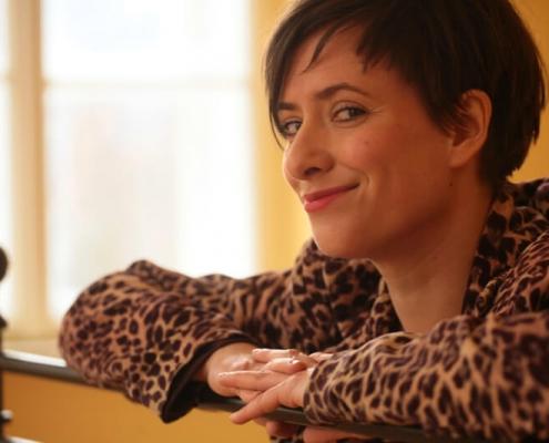 Schauspielerin Marie Wohlmuth, CONACTOR Schauspielagentur, Fotocredit Marco Zimprich