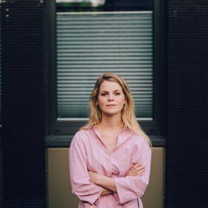Schauspielerin Lilian Jane Gartner, vertreten durch Conactor Schauspielagentur, Fotocredit: Ingo Pertramer